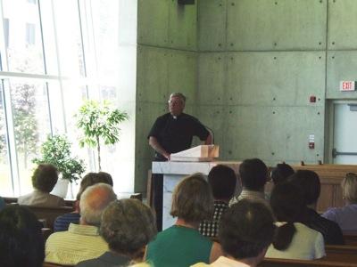 16b- Fr Paul speaks