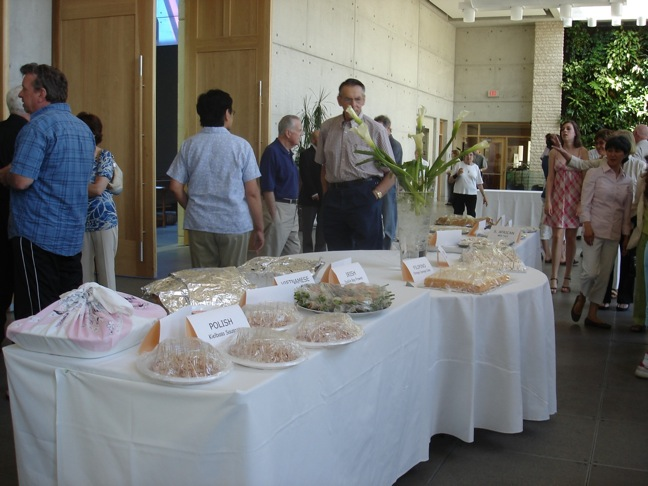 4-Multicultural food